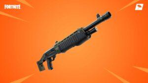 Legendary Pump Shotgun