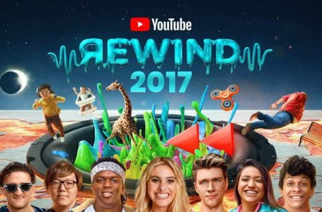 De Youtube Rewind van 2017