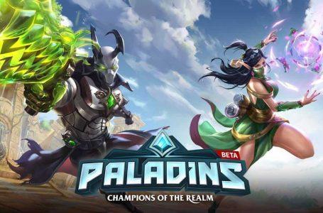 Wat is het spel Paladins?