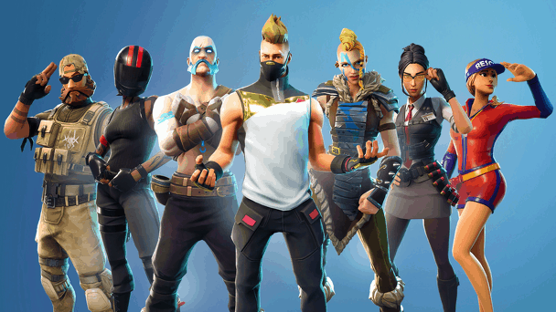 Fortnite Seizoen 5 Skins
