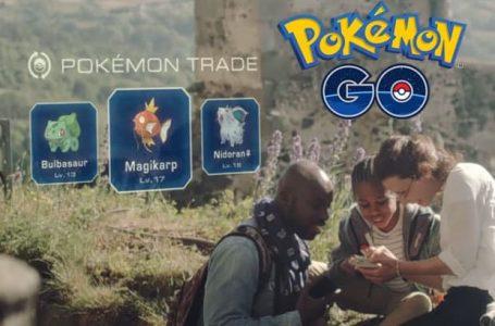Hoe Kan je Traden in Pokemon GO (Video)