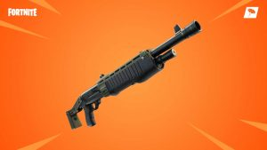 Legendary Pump Shotgun