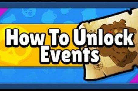 Hoe kan je evenementen game mode unlocken In Brawl Stars?