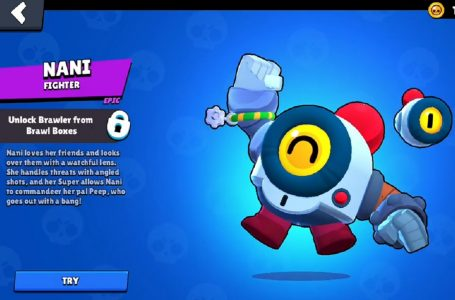 Alles Over Brawl Stars Nani